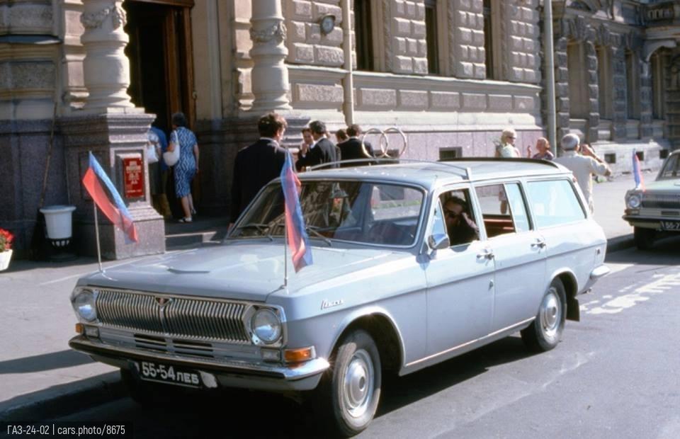 ГАЗ-24-02