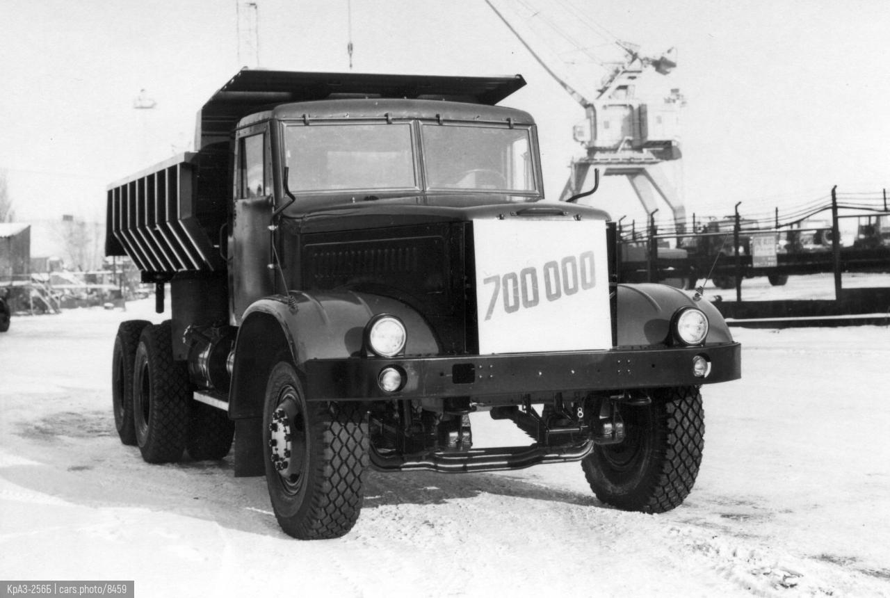 КрАЗ-256Б