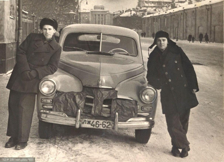 ГАЗ-М-20В