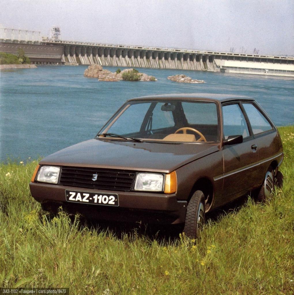 ЗАЗ-1102 «Таврия»