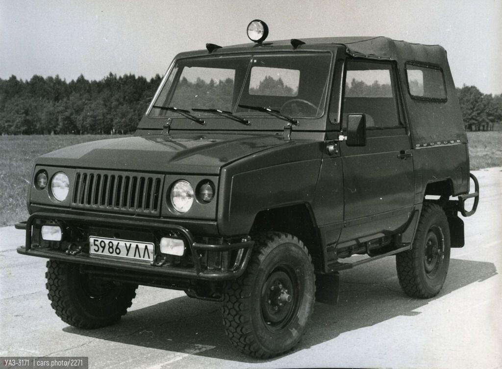 УАЗ-3171