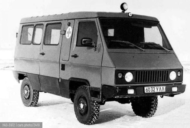 УАЗ-3972