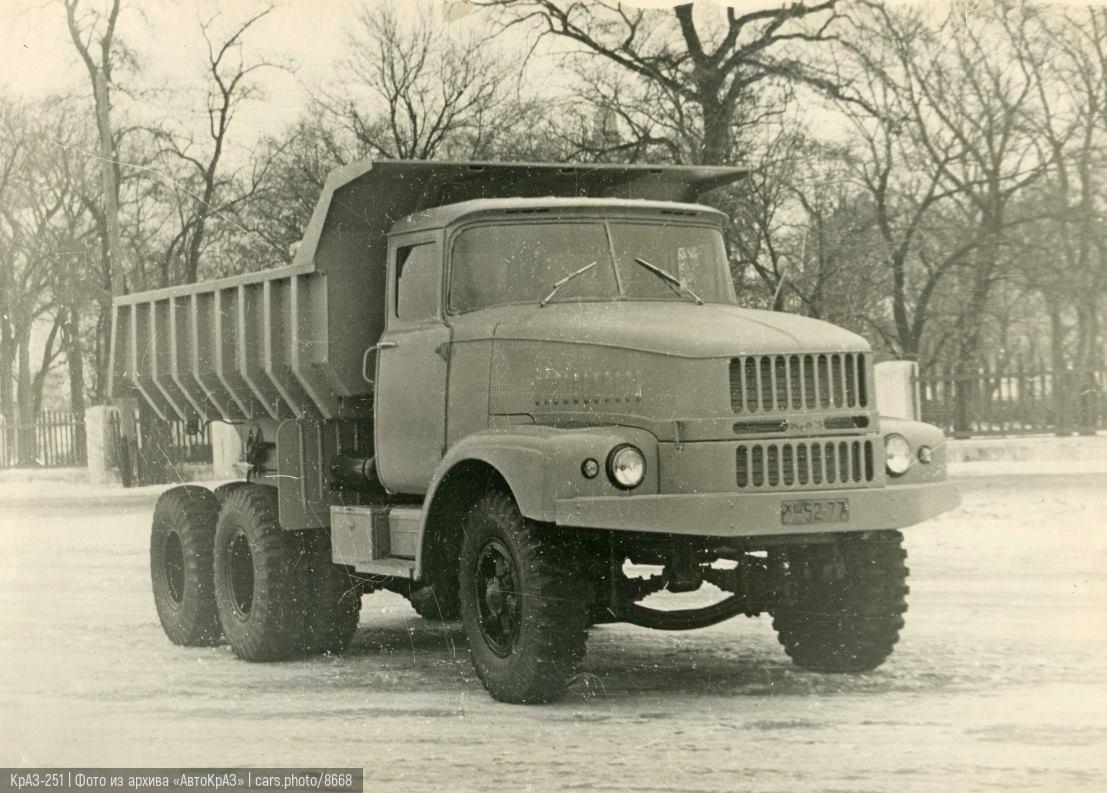 КрАЗ-251