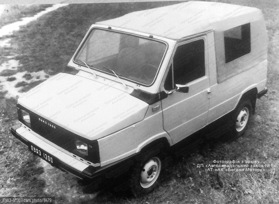 ЛуАЗ-1200