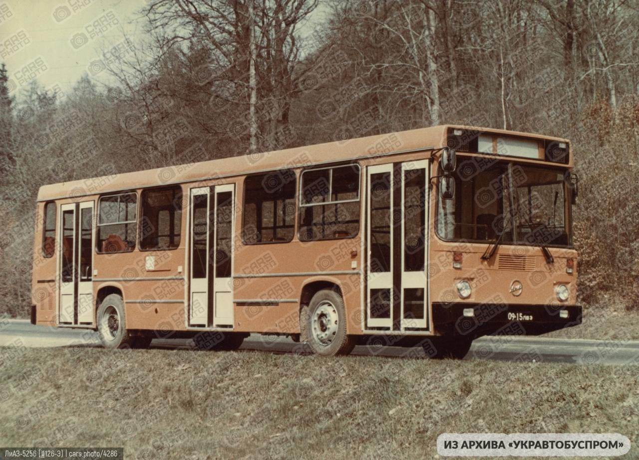 ЛиАЗ-5256 (№126-Э)