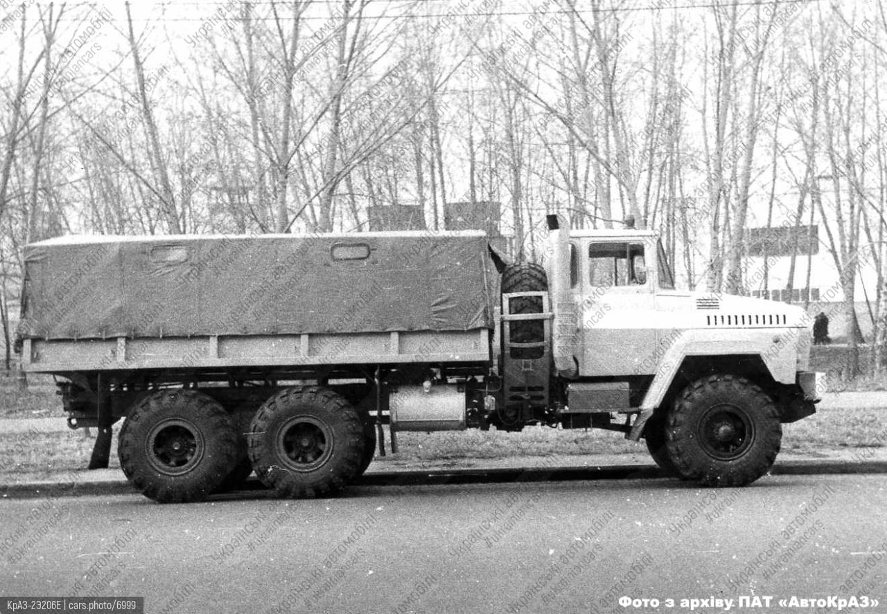 КрАЗ-2Э206Е