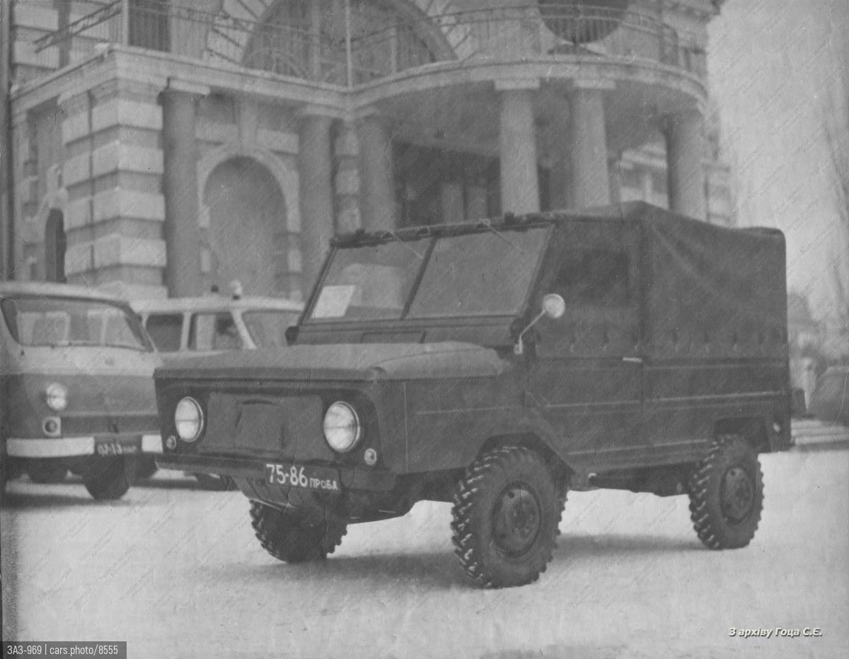 ЗАЗ-969