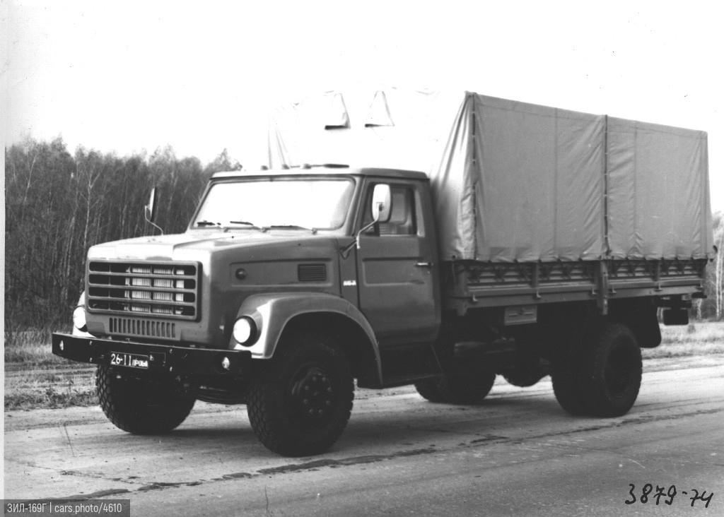 ЗИЛ-169Г