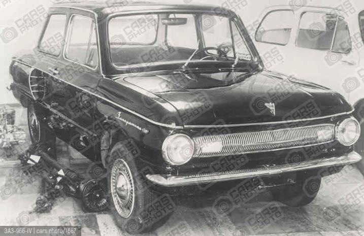 ЗАЗ-966-IV