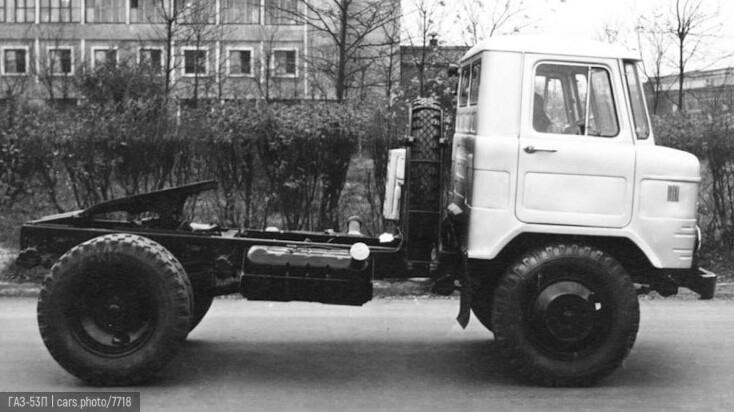 ГАЗ-53П